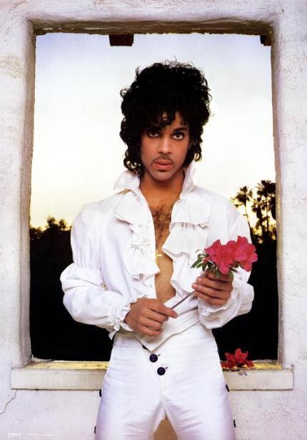 Prince 1984 Poster